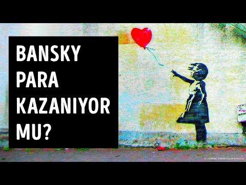Bansky Sanatını Satıyor Mu?