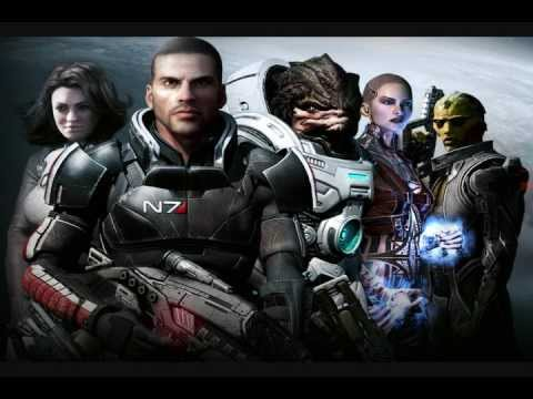 I Don't Know If This Mass Effect Rap Is Awful Or Amazing