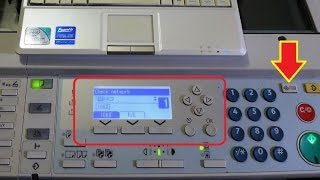 How to Connect RICOH MP171 via Network