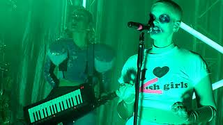 Fever Ray - Keep the Streets Empty for Me (live @ Bosco Fresh Fest, Moscow 2018)