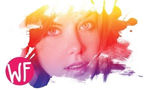 Photoshop Tutorial | Paint Splash Effect in Photoshop CS6
