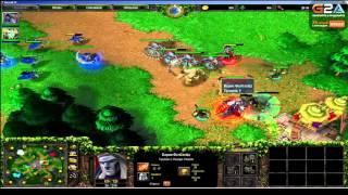 Dread. стрим 08.11.2015. Warcraft III