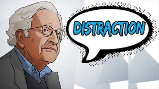 Noam Chomsky:  Media Ownership Democracy Threat