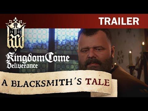 Kingdom Come: Deliverance - A Blacksmith's Tale [UK]
