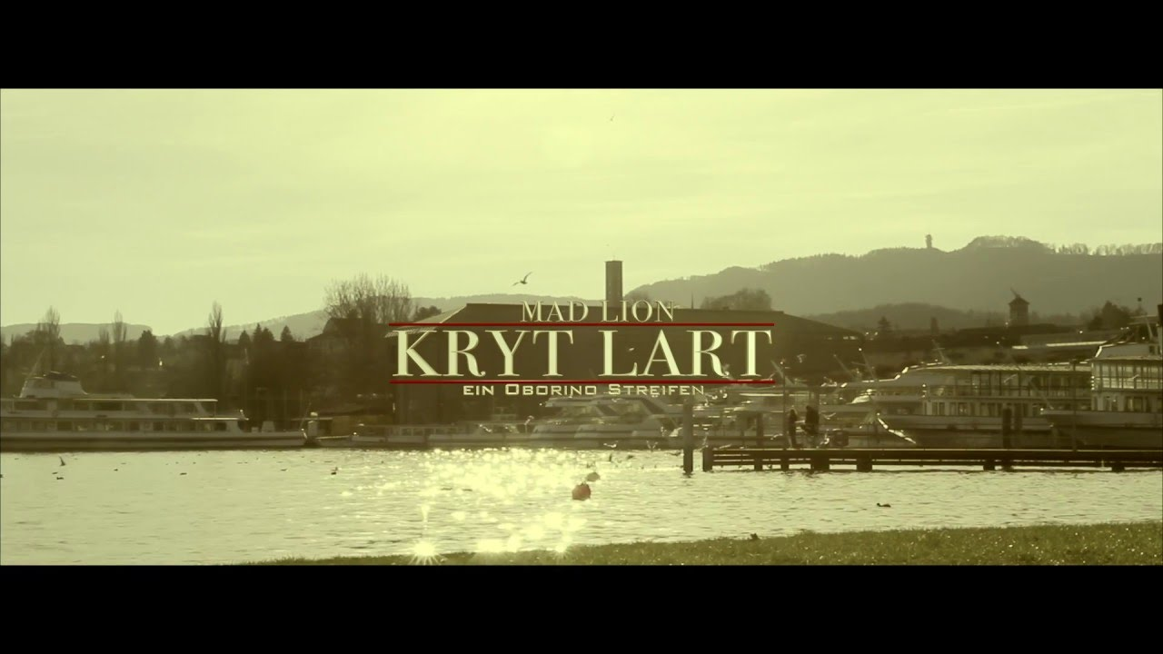 Music Video - Mad Lion - KRYT LART