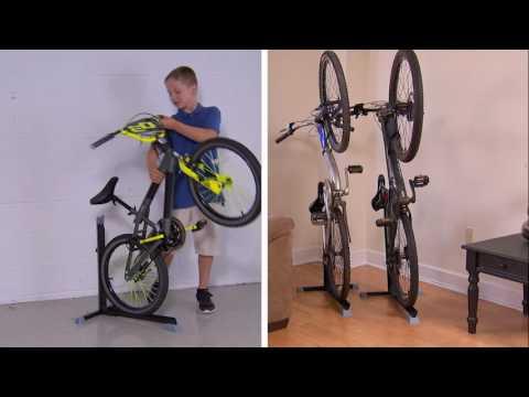 Bike Nook | Senkrechter Fahrradständer | MediaShop.TV