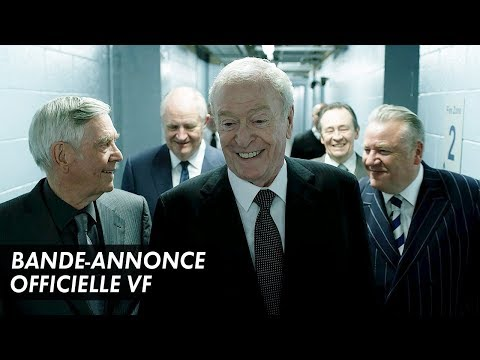 GENTLEMEN CAMBRIOLEURS – Bande annonce officielle VF – Michael Caine (2019)