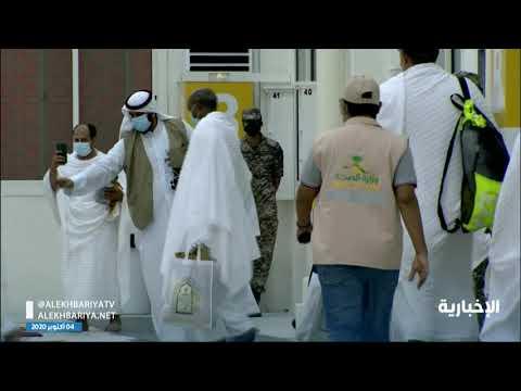 شؤون الحرمين : طلائع المعتمرين وفدت إلى المسجد الحرام وسط منظومة متكاملة من الخِدْمات