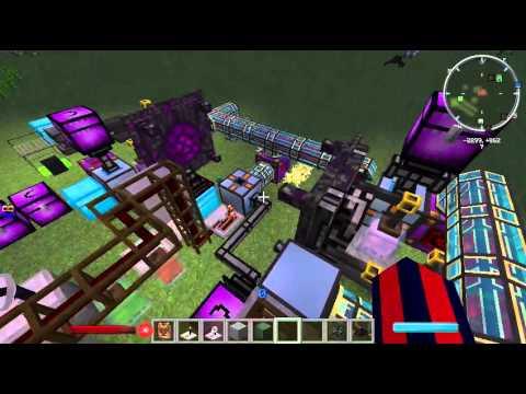 Minecraft: Technomancy Automatic Node Maker Tutorial