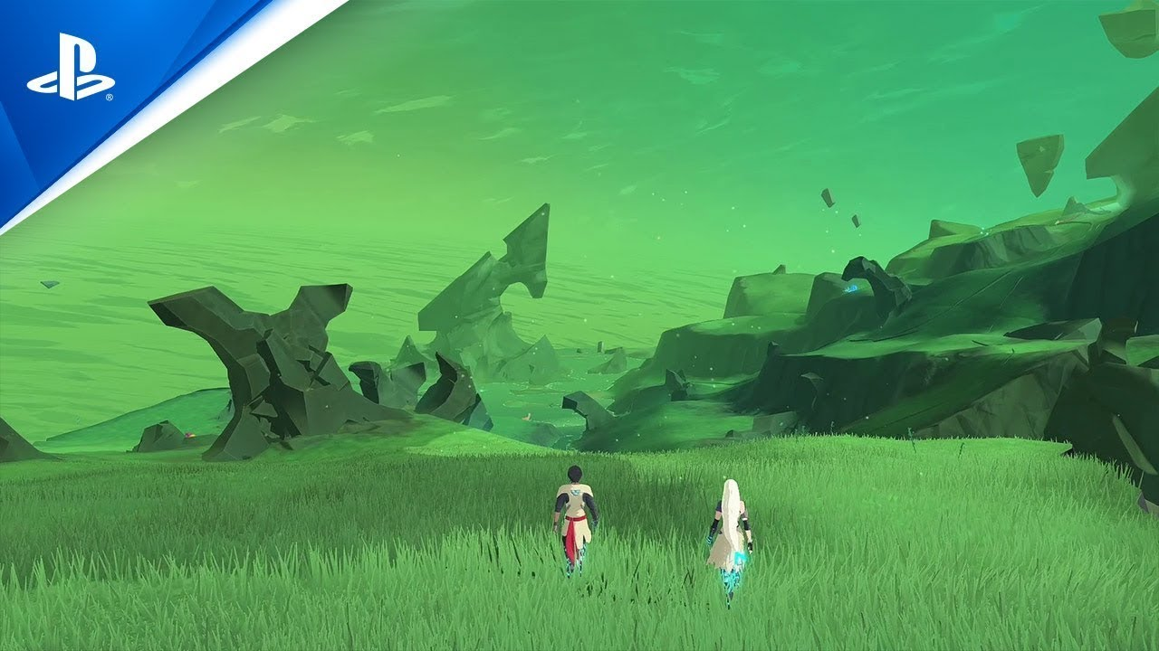 Haven es una aventura cooperativa para PS4