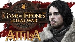 Игра Престолов (Аттила Тотал Вар) | Seven Kingdoms: Total War (Game of Thrones)