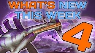 WHAT'S NEW THIS WEEK SUBNAUTICA NEXUS - As of April 1st - Episode 4