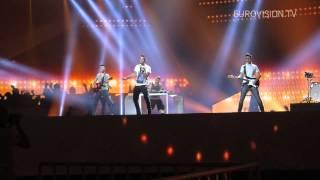 Kurt Calleja - This Is The Night (Malta) 1st Rehearsal