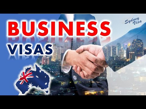 , title : 'All Australian Business & Investor Visas explained | Sydney Visa
