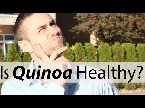 Video Is Quinoa Healthy? Find out The Real Truth!