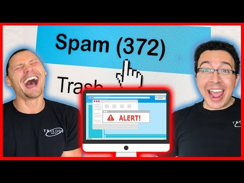 What Happens When You REPLY To Spam Emails?