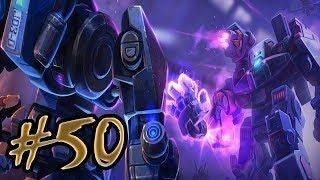 Burning - Brawl #50 - Bash'Em Smash'Em Robots