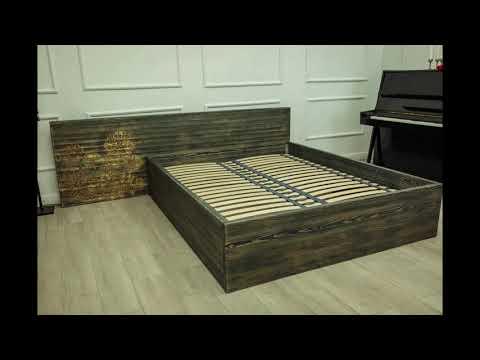 Фото Изготовление нестандартных деревянных кроватей.