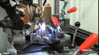 Quais são os principais tipos de robô industrial?