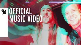 Steve Aoki & Armin van Buuren - Music Means Love Forever (Official Music Video)