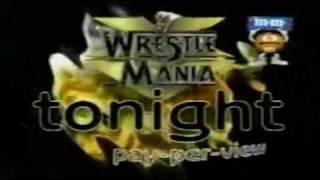 Trailer of WWE WrestleMania XV (1999)