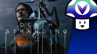 [Vinesauce] VineTalk - Death Stranding Trailer Discussion