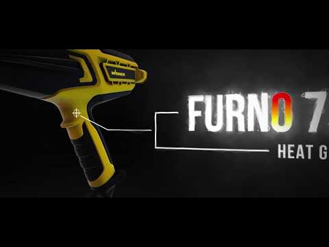 Furno 750 Heat Gun Overview Video