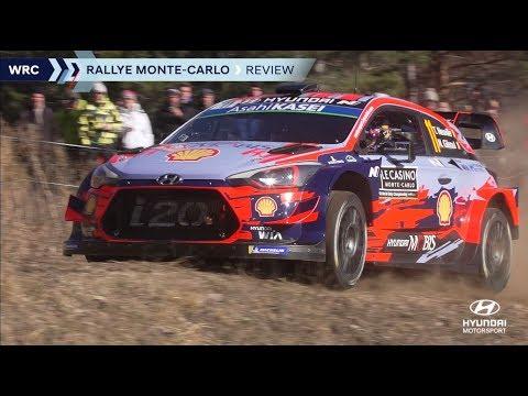 Rallye Monte-Carlo Review - Hyundai Motorsport 2019