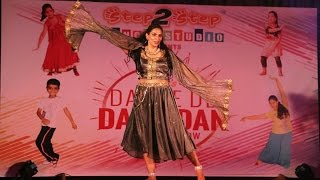SAWAAR LOON | NACHAN FARRATE | Dance Performance By Step2Step Dance Studio