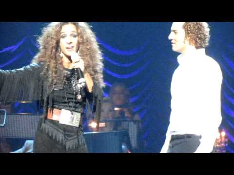 David Bisbal & Rosario Flores -Lucia , Royal Albert Hall, London