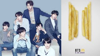 McDonald's Shows They're Part of the BTS Army With New Meal