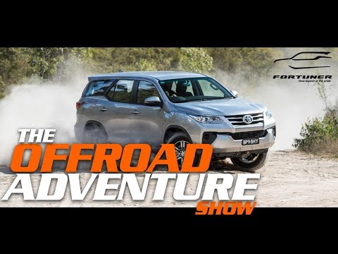 New Toyota Fortuner 2019 Off Road Test Drive