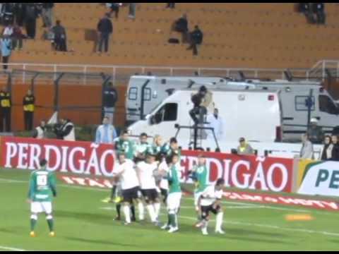 #EuTavaLá | Gol do Pato | Corinthians 2 x 0 Luverdense