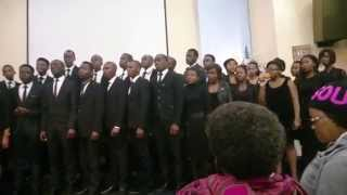 The Mighty Wits Sdasm Choir- Nkosi Sikelel' iAfrica