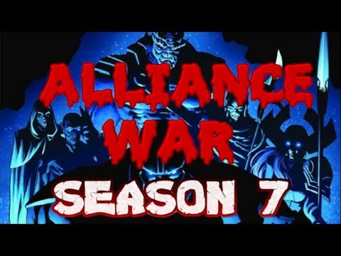 Alliance wars is here! Defending in Alliance Wars in Marvel