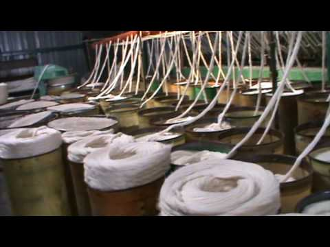 Small Cotton Spinning Mill