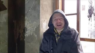 Wolny ptak z więzienia. Na skłocie w Łodzi.