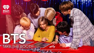 "BTS Takes ""The Booth"" For The iHeartRadio Music Awards 