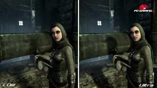 Thief  PC Low vs Ultra
