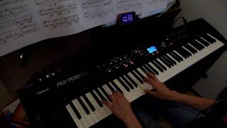 Anthrax - Inside Out - piano cover [HD]