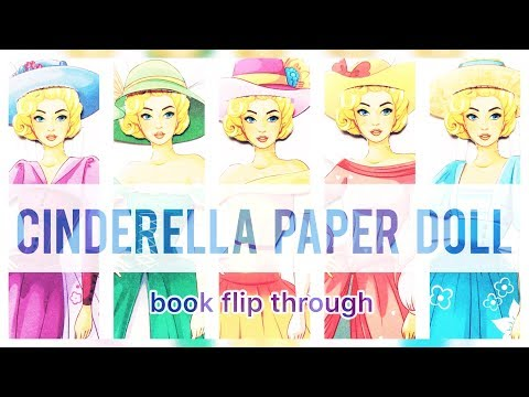 Fairy Tale Activity Fashion Fun Developing Book QUEEN 2 Paper dolls