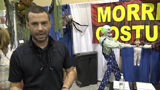 Morris Costumes at LSI's 2019 Trade Show