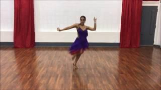Jailene Espinosa - Runaway Baby Choreography || Jive