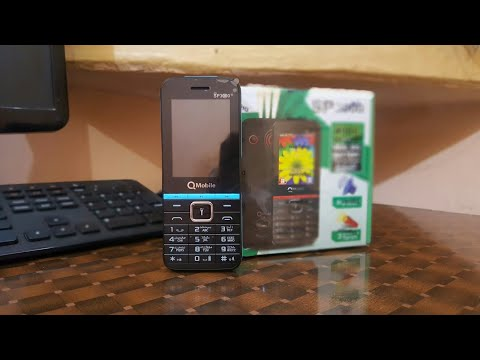 QMobile E4Plus (2018) Unboxing -Mobile World Urdu
