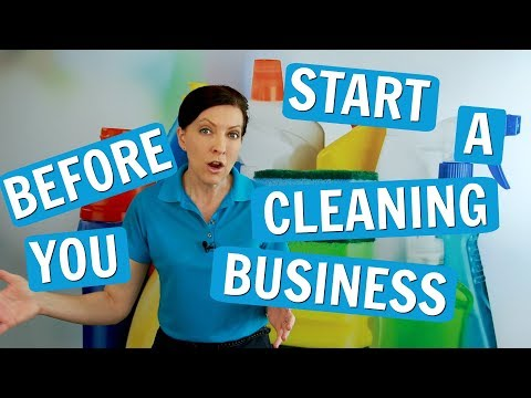 , title : 'Things You Need to Know Before Starting a House Cleaning Biz