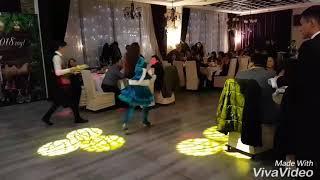 Восточная Снегурочка (восточный танец живота микс)