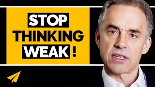 """STOP Saying Things that Make You WEAK!"" - Jordan B. Peterson (@jordanbpeterson) - Top 10 Rules"