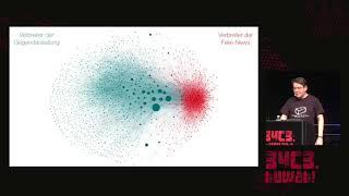 34C3 -  Social Bots, Fake News und Filterblasen