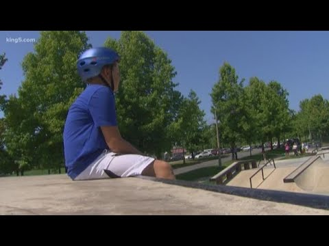 Helmets required at new skatepark in Snoqulamie