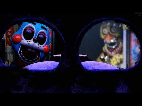 FNAF 2 HAS BEEN REMASTERED... ABSOLUTELY TERRIFYING! | Another FNAF Fangame Open Source
